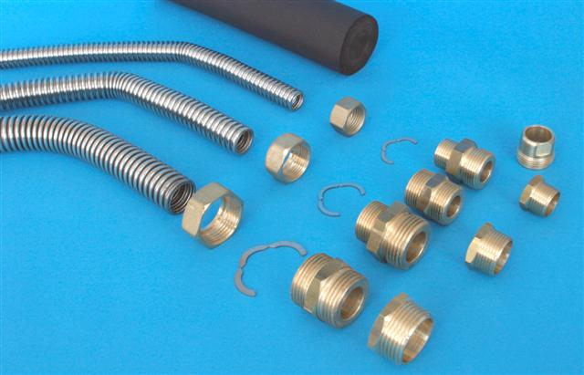 Stainless Fittings For Drinking Water Hose